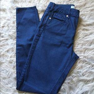 Bullhead high waisted skinny jeans